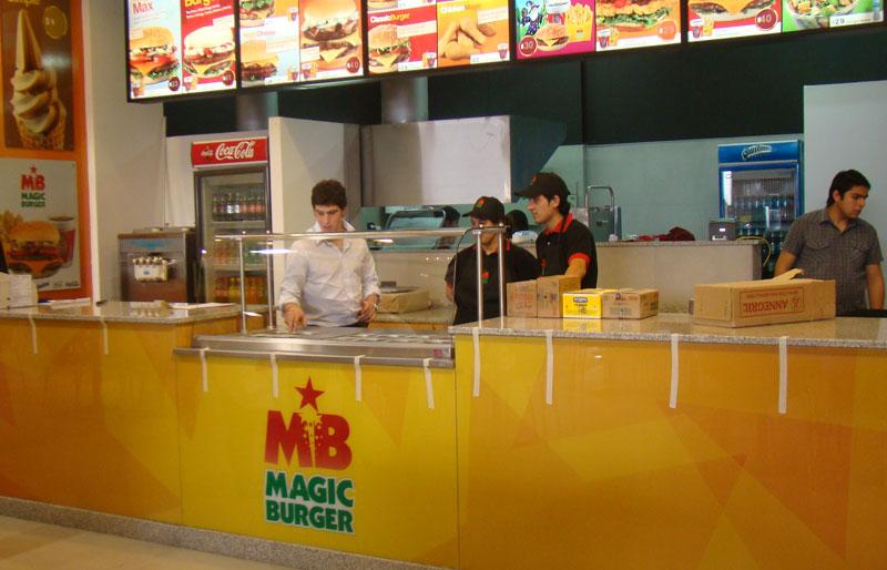 Magic Burger Rafaela - 2