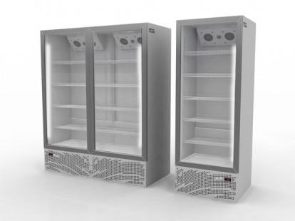 Freezer Verticales exhibidores
